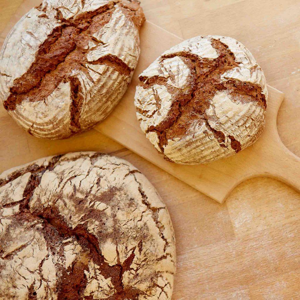 Unser Brot - geprüfte Spitzenqualität und -geschmack.