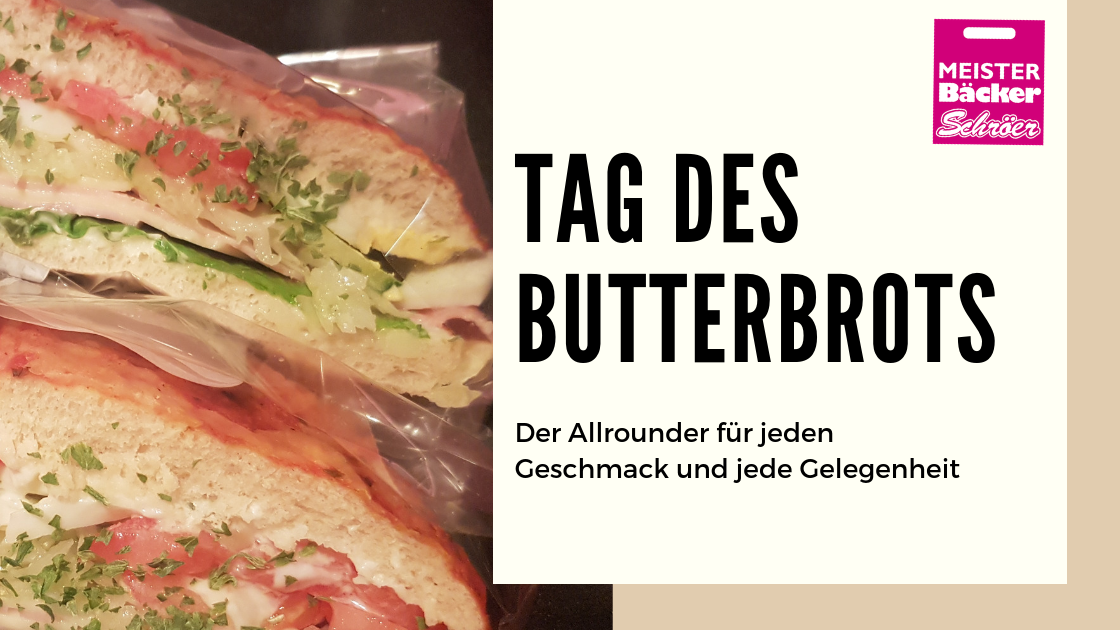 Tag des Butterbrots